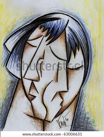 Absent-mindedness Stock photo ©