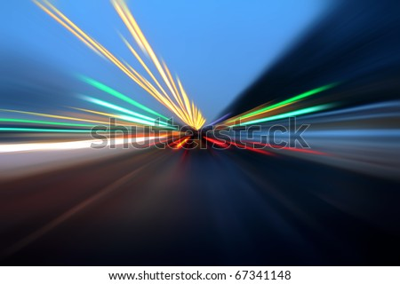 abstract acceleration motion