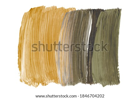 Abstract acrylic and watercolor smear blot painting wall. Color horizontal texture background. Photo stock ©
