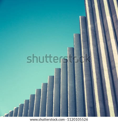 abstract architectural detail...