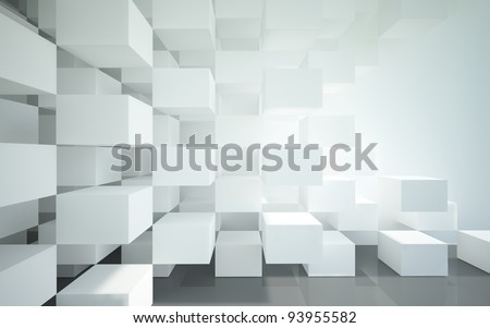 Stock Photo Abstract Architecture