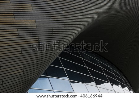 Abstract Architecture Curve