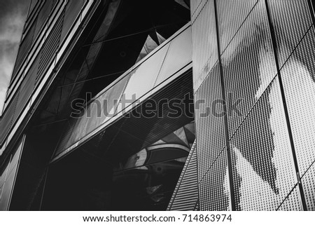 Abstract Architecture Detail #714863974