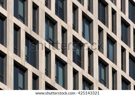 Abstract Architecture - Facade #425143321