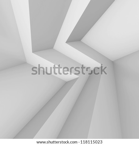 Abstract Architecture Rendering