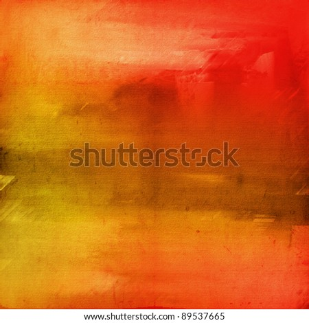 Abstract art  hand-painted background.Self made.