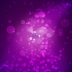 Abstract Art Purple Milky Way Bokeh Texture Background