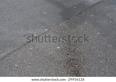 abstract asphalt background with tiny spots