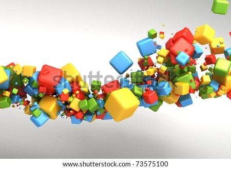 Stock Photo Abstract Background