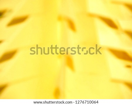 Abstract background Abstract defocused yellow background. Festive golden background. #1276710064