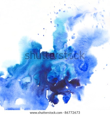 "abstract  background. Album   ""Abstract watercolor hand painted background"". ""Winter backgrounds""."