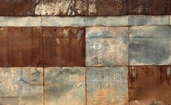 Abstract,background and pattern of zinc,metal sheet