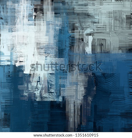 Abstract background art. 2d illustration. Expressive handmade oil painting. Brushstrokes on canvas. Modern art. Multi color backdrop. Contemporary. Colorful digital backdrop.
