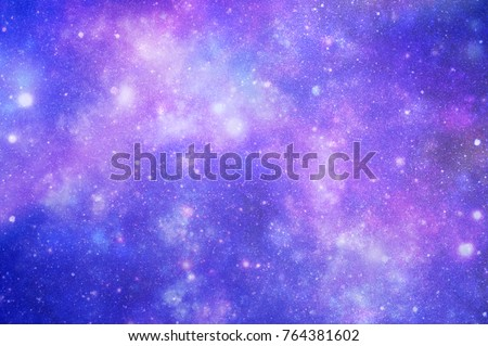 Abstract background as universe