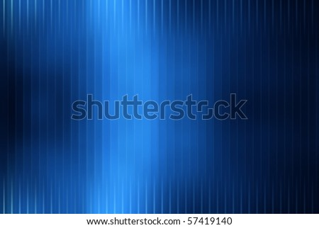 abstract background blue stripes with blurred texture