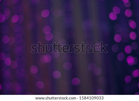 Abstract background blur bokeh purple mystery of mysteries.