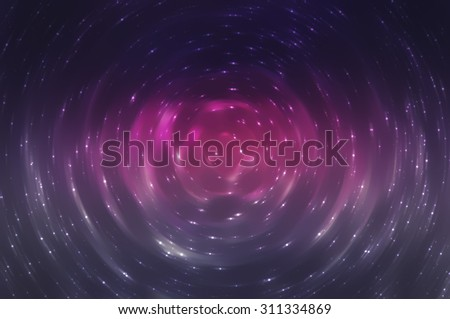 abstract background. brilliant pink circles for background