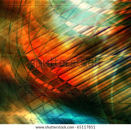 Abstract background colorful design