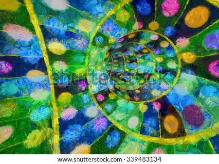 abstract background. colorful oil painting #339483134