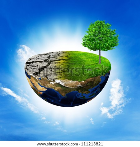 Abstract background, concept of world , Elements of this image furnished by NASA