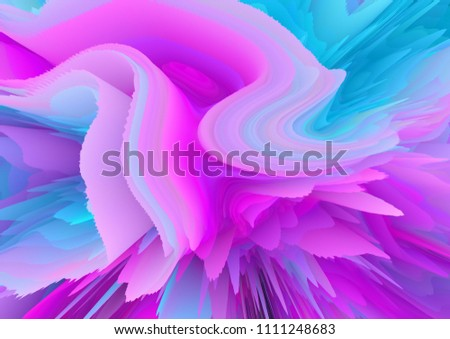 Abstract background. Design elements. Fashion pattern texture. Fantasy style artistic graphic painting. Creative desktop wallpaper.