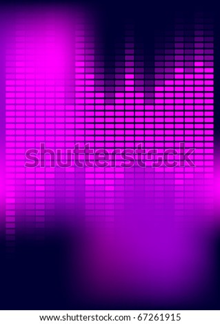 Abstract Background - Equalizer
