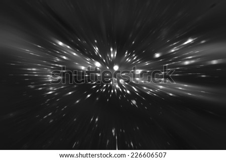 abstract background. explosion star on grey