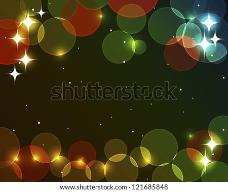 Abstract background for design with space for text. Raster version.