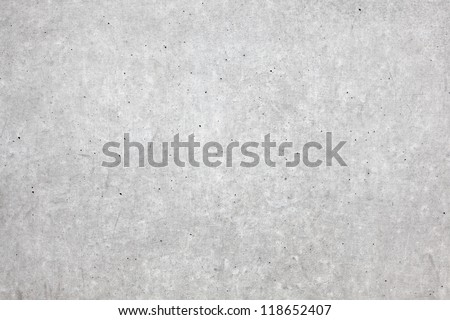Abstract background, grey cement wall - stock photo
