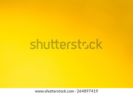 abstract background in gradient in yellow and orange #264897419