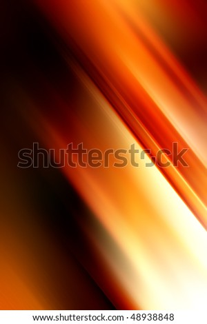 Abstract background in orange, yellow and brown tones.