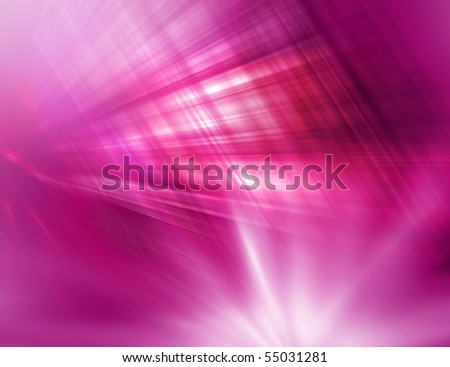 Abstract background in purple and pink tones.