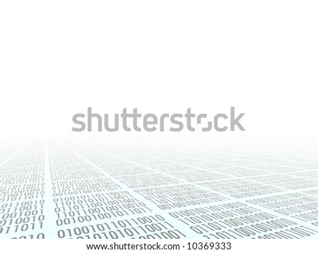 Abstract background. Internet. Binary code. Digital world.