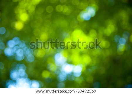 abstract background light - stock photo