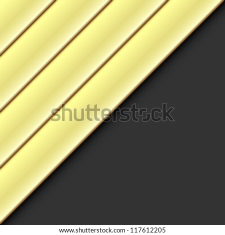 Abstract background. Light panels on a dark gray background. EPS version is available as ID 102806222.