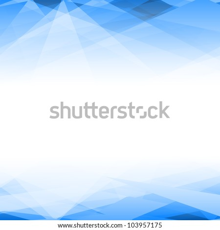 Abstract background. Lowpoly vector illustration