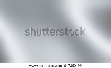 Abstract Background. Luxury Smooth Silver Texture