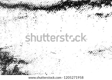 Abstract background. Monochrome texture. Image includes a effect the black and white tones. #1205271958