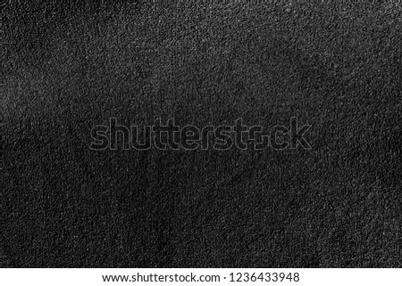 Abstract background. Monochrome texture. Image includes a effect the black and white tones. #1236433948
