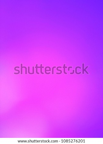 Abstract background of Blue, Purple and White color with bokeh defocused lights. Image is good to use as an Light Overlay.  #1085276201