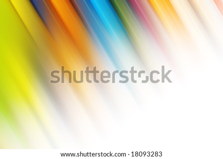 abstract background of move color line