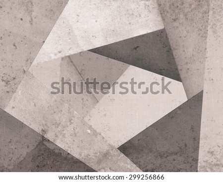 Abstract background. Old paper. Geometric background #299256866