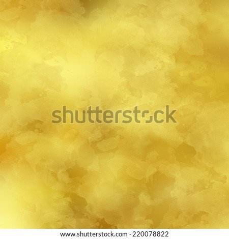 abstract background old paper with yellow and sepia stains texture