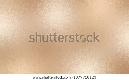 Abstract background on Set Sail Champagne color. Trendy color of the year 2021. Swatch background сoloring in trend color. Metallic effect sparkle texture foil. Design glitter for prints. Illustration Stockfoto ©