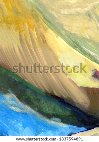 Abstract background painted with paints  for your design, greeting cards,advertisement, posters, fabrics.