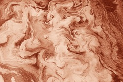 Abstract background - sand flowing masses shoot from above