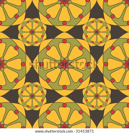 abstract background, seamless repeat pattern #31453871