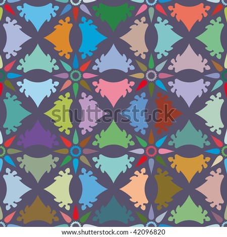 abstract background, seamless repeat pattern #42096820