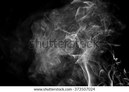 abstract background smoke...