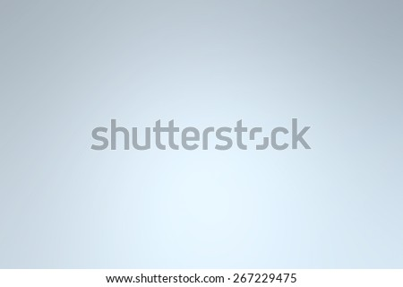 Abstract background.  Smooth gradient background light blue grey color